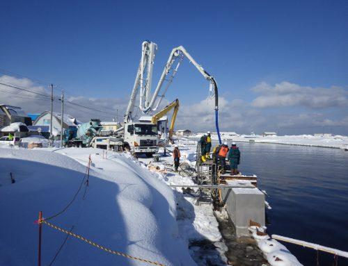 声問漁港外 水産物供給基盤機能保全工事外