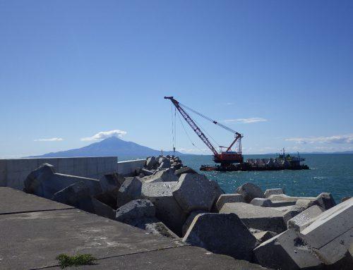 抜海漁港建設工事